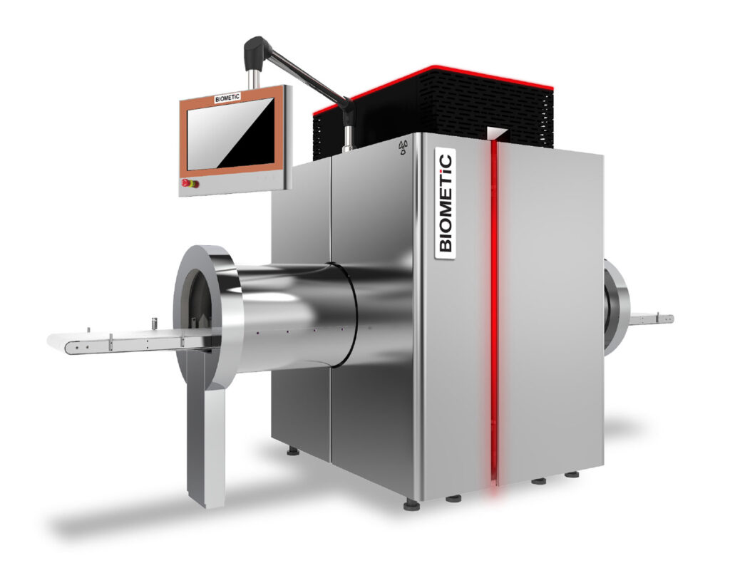 Biometic Mito | 3D X-ray Inspection System for Food