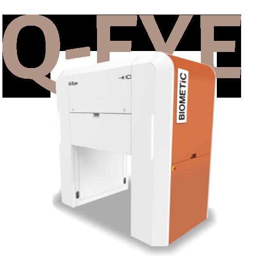 Q Eye - Optical Sorter with AI