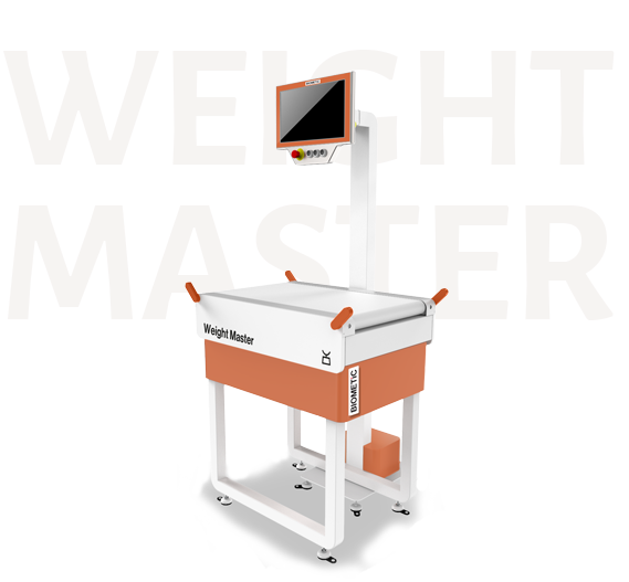 Biometic Weight Master - Dynamic Checkweigher for Food and Fruit