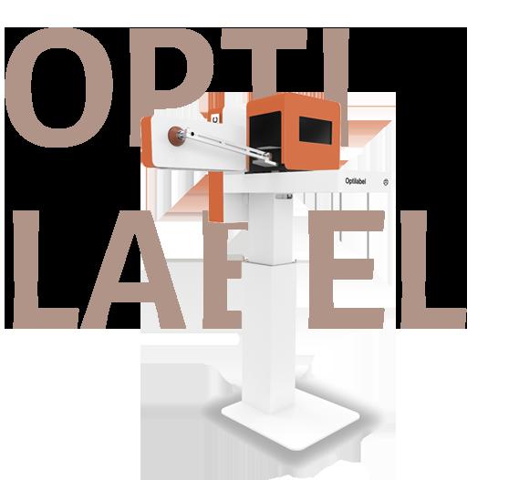 Optilabel - In-line Labeling System for Fruit and Vegetables