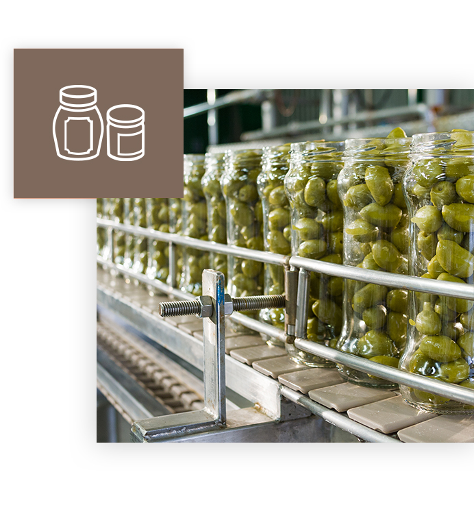 Biometic   Cannery Industry Applications